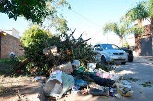 La cuarentena se mide también en más toneladas de residuos domiciliarios
