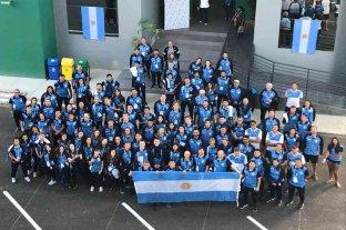 """""""Yo me entreno en casa"""", el mensaje de concientización del Comité Olímpico Argentino"""