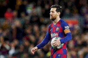 Messi desmintió su posible pase a Inter de Italia