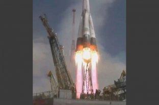 La nave Soyuz MS-16 llegó a la Estación Espacial Internacional
