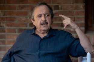 Ricardo Alfonsín criticó a la UCR por no manifestar su apoyo al impuesto a las grandes fortunas