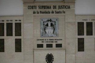 Magistrados y empleados del Poder Judicial aclaran que trabajan a pesar del aislamiento -  -