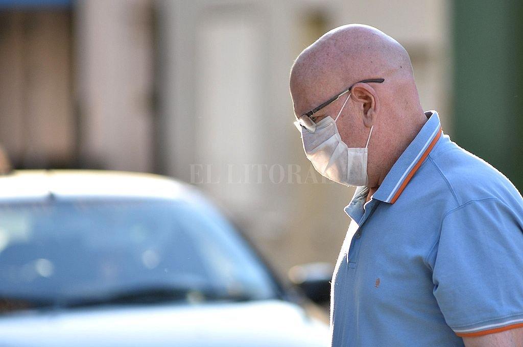 Coronavirus: un fallecido y 7 nuevos casos este jueves en Santa Fe -  -