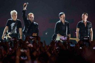 U2 dona 10 millones de euros para luchar contra el coronavirus en Irlanda