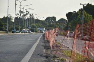La reactivación de obra pública restablecería a 4500 empleos - Las obras complementarias en la Ruta Provincial 1 están frenadas. El registro es de enero de este 2020. -