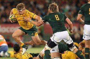La Unión Australiana de Rugby quiere reducir un 65%  los sueldos de jugadores
