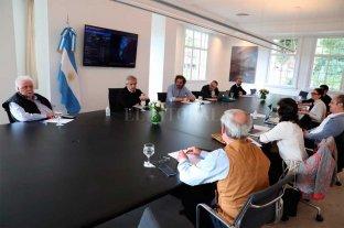 Reunión clave y definiciones de la extensión de la cuarentena