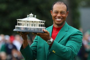"""Tiger Woods: """"Tengo ganas de salir a jugar"""""""