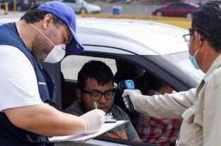 Suben a 194 las muertes por coronavirus en México, con más de 3.400 casos