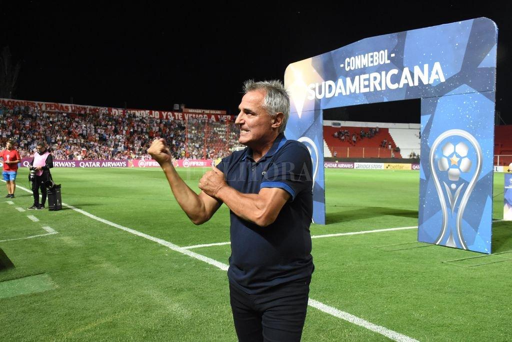 Al DT le gustarían nuevos desafíos en su carrera como entrenador Crédito: Pablo Aguirre