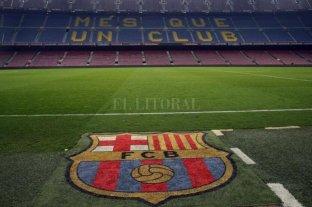 El Barcelona negó que haya habido corrupción en la institución