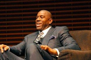 """""""Magic"""" Johnson afirma que los jugadores de la NBA se adaptarán a los partidos sin público"""