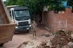 El ejército boliviano cerró pasos ilegales entre Salta y Bolivia