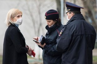 """Rusia suma 94 muertes y científico dice que la Covid-19 puede ser una """"enfermedad estacional"""""""