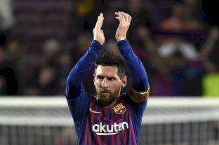 Messi se unió a la campaña contra el racismo