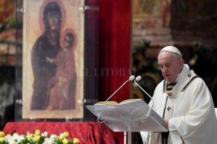 El papa Francisco encabezará un rezo global por el fin de la pandemia