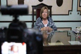 Esperanza: la intendenta Ana Meiners aislada por contacto estrecho