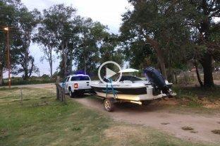 Helvecia: rompieron la cuarentena para ir a pescar pero fueron pescados