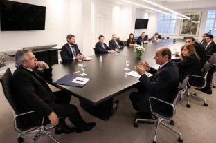 Coronavirus: el presidente Alberto Fernández se reunió con empresarios del sector del turismo