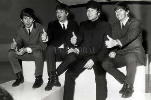 """""""Los Beatles, mi viejo y yo"""""""