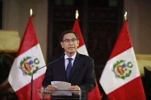 """Vizcarra llamó """"a trabajar unidos"""" tras superar el proceso de destitución"""