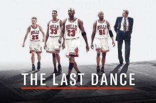 """""""El último baile"""": Netflix estrena una serie documental sobre Michael Jordan y los Bulls de 1998"""