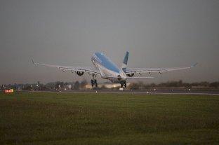 Confirmaron un tercer vuelo a China para traer insumos médicos para la salud pública