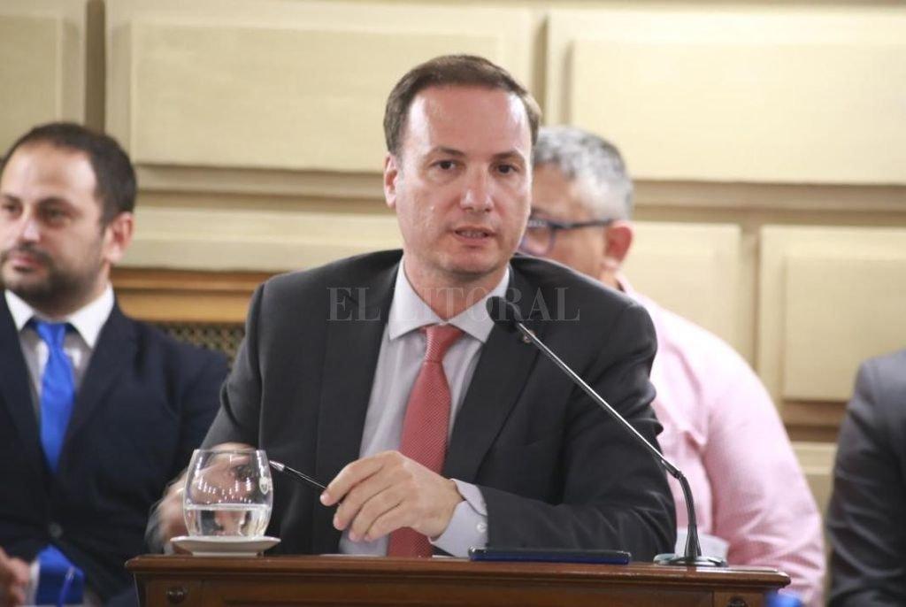 El senador Enrico Crédito: Archivo