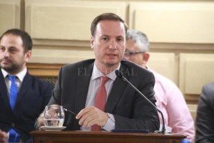 """Enrico: """"Los presos deben seguir cumpliendo sus penas, este virus no debe ser un motivo para liberarlos"""""""