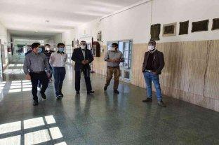 Castelló continúa con la recorrida en centros de aislamiento