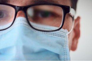 Coronarivus: usar anteojos baja el riesgo de contagio, según un estudio chino