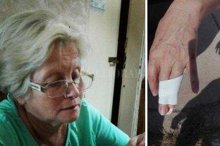 Violento robo sufrió una mujer