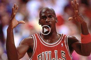 La serie sobre la vida de Michael Jordan enloquece al público y a los críticos