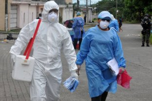Ecuador confirmó 3.056 fallecidos y 35.828 positivos por coronavirus