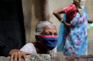 India supera los 6.000 nuevos casos de coronavirus por segundo día
