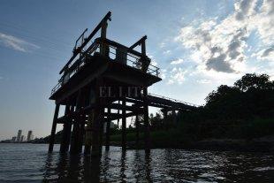 Los costos extras que genera la bajante del río en la potabilización