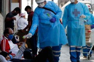 Coronavirus: en Perú la situación continúa siendo crítica