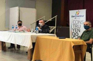El comité de crisis del departamento San Cristóbal elevó un extenso petitorio al gobernador