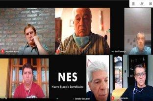 Telesesión y Comités de Emergencia Departamentales, aportes del Nuevo Espacio Santafesino en medio de la pandemia