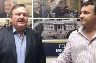 Michlig y González entregaron elementos por más de $ 4 millones