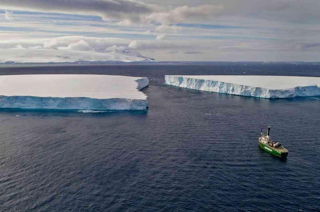 El Polo Sur aumentó tres veces su tasa global de temperatura de los últimos 30 años