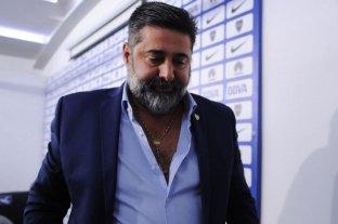 Angelici reapareció con críticas a Tapia y Moyano