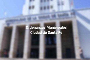 Ordenanza Municipal - 08/01/2020 - Colocación de fondos excedentes en las entidades financieras existentes