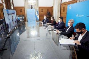 De Pedro, Meoni y Frederic dialogaron con gobernadores para ajustar el protocolo sanitario en rutas