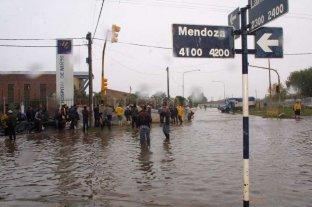 La inundación del 2003 en fotos