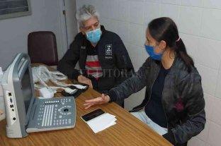 El hospital de San Javier recibió ecocardiograma portátil