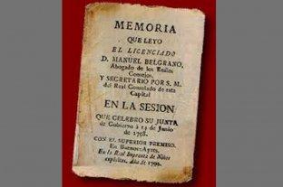 Belgrano economista