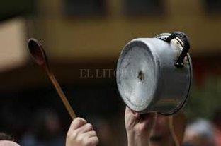 Cacerolazo contra Alberto Fernández tras su discurso de apertura de sesiones ordinarias