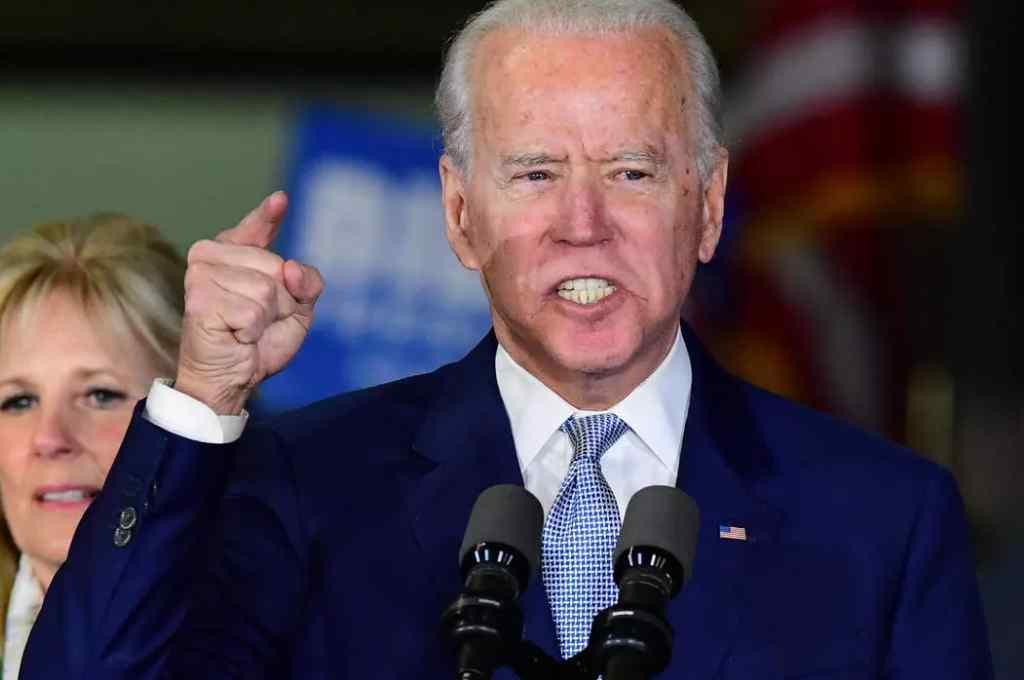 Biden rechaza acusación de abuso sexual: