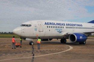 Anuncian la fusión de Austral con Aerolíneas Argentinas
